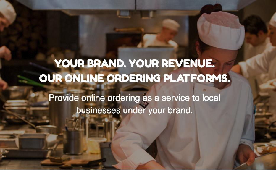 ordersin restaurant business opportunity